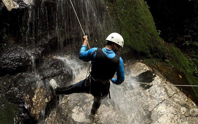 Torrentismo canyoning canyoneering-3